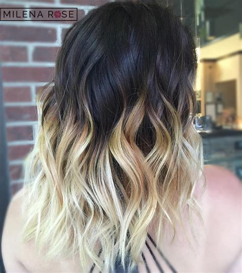 light tips black hair ombre ideas for 2017 page 2 best hair color