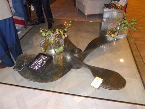 boat propeller upcycle boat propeller into coffee table my style pinterest