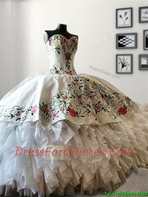 western themed quinceanera dresses mexican style western style quinceanera dress white