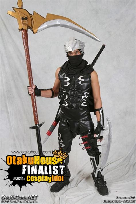 Ninja Gaiden Cosplay Kichijoji Eikaiwa Info