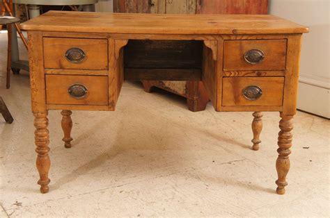 Provincial Desk For Sale by Provincial Pine Desk For Sale At 1stdibs