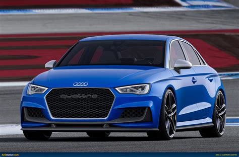 Audi A3 Clubsport by Ausmotive 187 Audi A3 Clubsport Quattro Concept Revealed