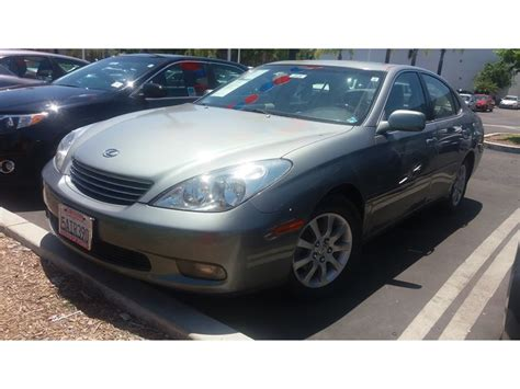 lexus is 300 for sale by owner used 2003 lexus es 300 for sale by owner in san diego ca
