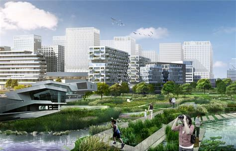 Modern Home Design Hong Kong by Bao An Urban Design Competition In Shenzhen China E