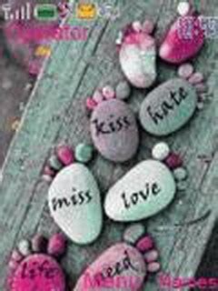 love themes words download love words nokia theme mobile toones
