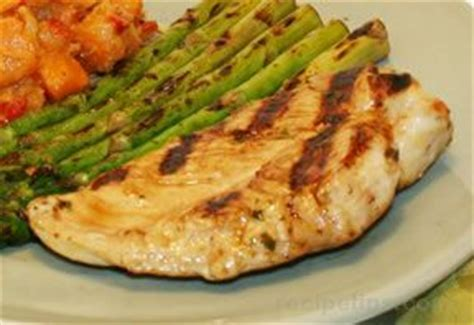 grilled brined chicken breasts with herbs recipe recipetips com