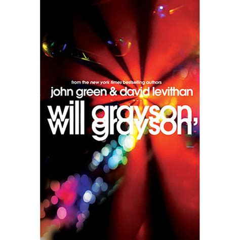 grayson books will grayson will grayson by green reviews