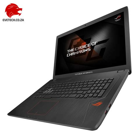 Asus Rog Laptop 32gb Ram buy asus rog gl753vd i7 gtx 1050 gaming laptop with 256gb ssd and 32gb ram free shipping at
