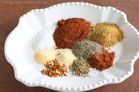 taco seasoning mix recipe dishmaps