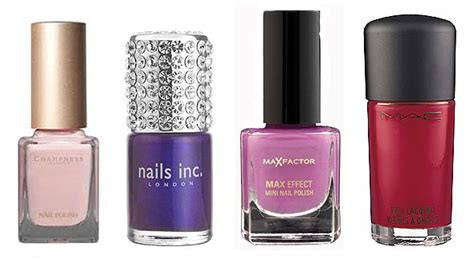 Nail Varnish by Tried And Tested Nail Varnish Mydaily Uk