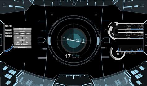 spacey hud desktop by humakabula1 on deviantart