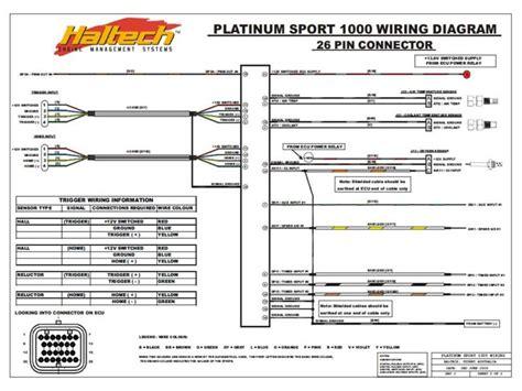 haltech wiring diagram haltech sprint 500 wiring diagram