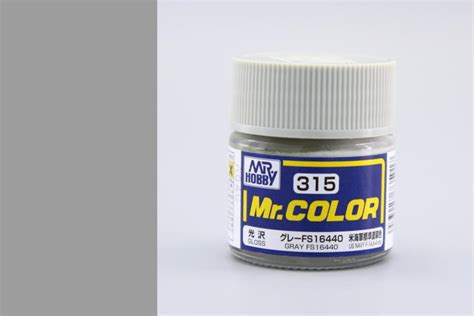 Mr Color Gray Fs16440 C315 mr color fs16440 gray eduard store