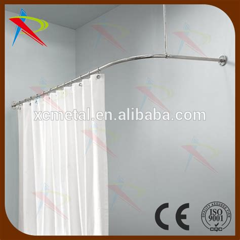 flexible shower curtain rod bendable rods for crafts