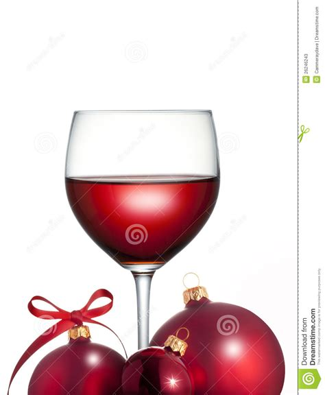 christmas glass clip art christmas red wine glass stock photos image 26246243