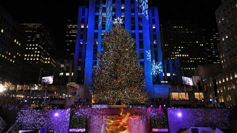 when do they remove rockefeller christmas tree rockefeller center tree lit for 2014 today