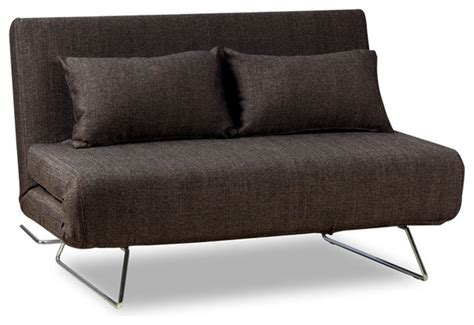 Modern Sofa Bed Sleeper Frizzo Sleeper Sofa Modern Futons Other Metro