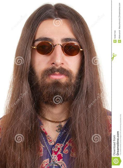image hair haired hippie stock photo image of beatnik