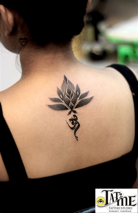 lotus em tattoo best tattoo artist in mumbai best tattoo artist in