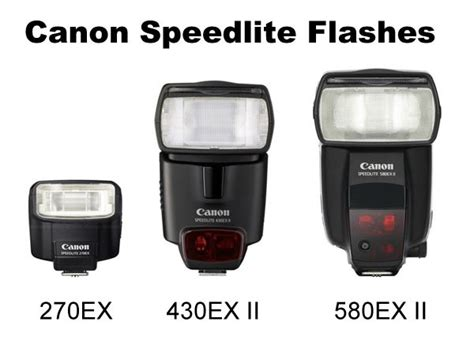 tutorial flash canon which canon speedlite flash is right for you