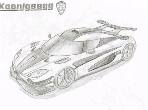 koenigsegg one drawing my koenigsegg agera one 1 drawing