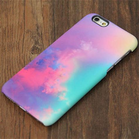 pastel colorful cloud iphone 6s from ac y c designer iphone