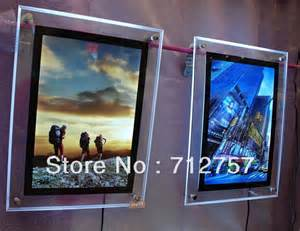 popular lighted movie poster frames from china best