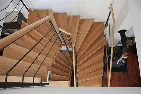 weko treppen weko treppen zweiholmtreppe stahlholztreppen