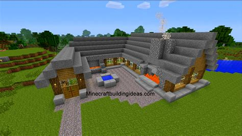 minecraft house ideas minecraft building ideas blacksmith