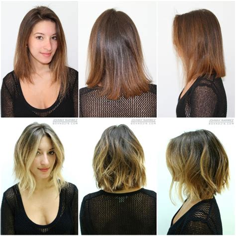 before and after haircuts 279 best haircuts and color before and after images on