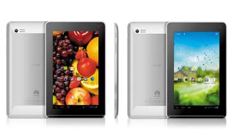Huawei Tablet Android Huawei Mediapad 7 Lite Android Tablet Gadgetsin