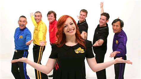 Minogue Says That She Likes Big Black Snarky Gossip 2 by Photos Bios Meet The New Wiggles Watkins Lachlan