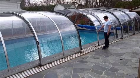 covered swimming pool what is the deal with swimming pool covers america s