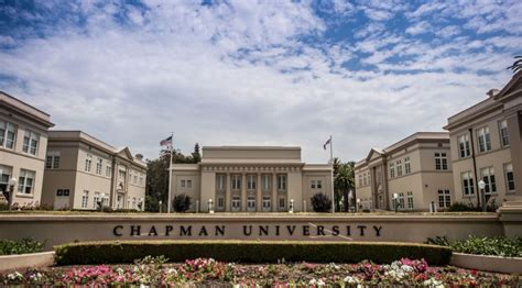 Chapman Mba Class Profile completing the semester of a chapman mba without a