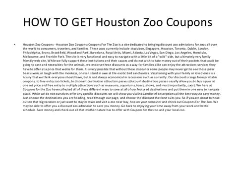 Related Keywords Suggestions For Houston Zoo Coupons 2016 Houston Zoo Lights Coupon