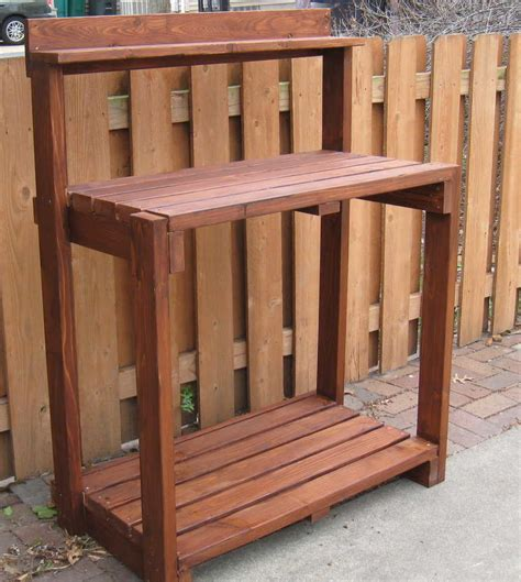 potting bench lowes strange potting bench plans ideas modern best lowes d