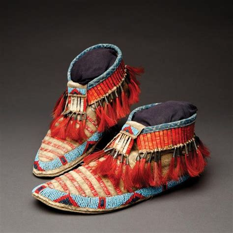 beaded moccasin boots best 25 beaded moccasins ideas only on indian