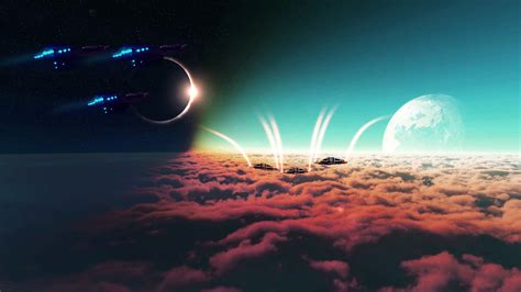 mans sky hd wallpaper background image