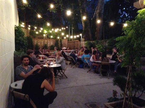 backyard bar brooklyn the ultimate brokelyn guide to brooklyn outdoor bars
