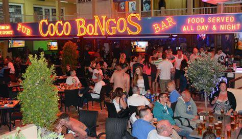coco lounge and restaurant cala coco bongos magaluf cocobongos magaluf we are mallorca