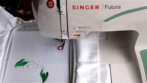 Mesin Jahit Singer Futura Ce 250 singer futura ce 250 embroidery sewing machine