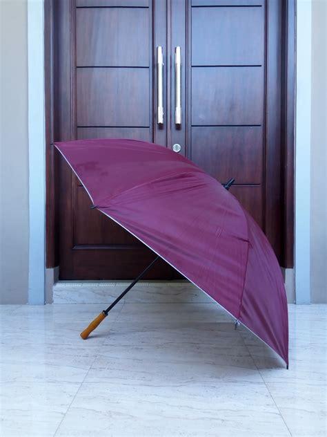 Payung Lipat Biasa pg003dp grosir payung golf biasa lapis silver pilih