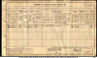 1911 Census Address Search Subscriptions Compared Thegenealogist