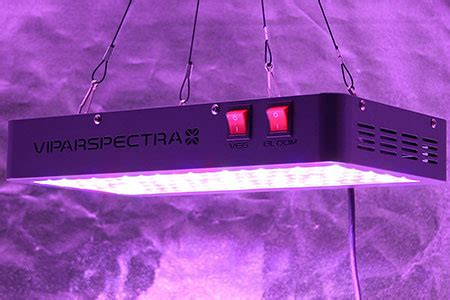 top 7 best spectrum led grow lights on amazon 2018
