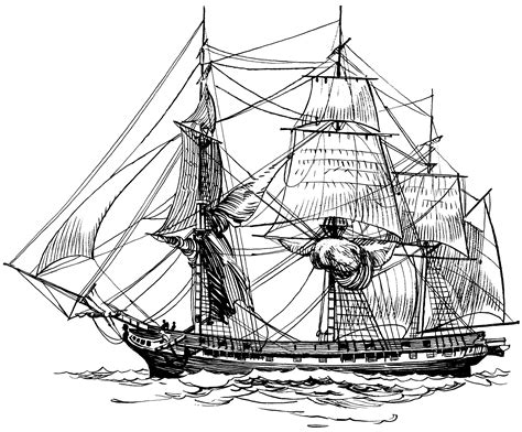 coloring page spanish galleon frigate military wiki