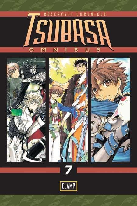 Tsubasa Omnibus 3 tsubasa omnibus 7 kodansha comics