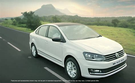 volkswagen vento highline plus launched at inr 9 7 lakh