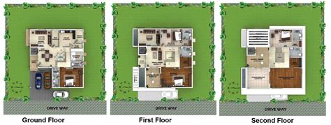luxury villa floor plans myans luxury villas in east coast road chennai by
