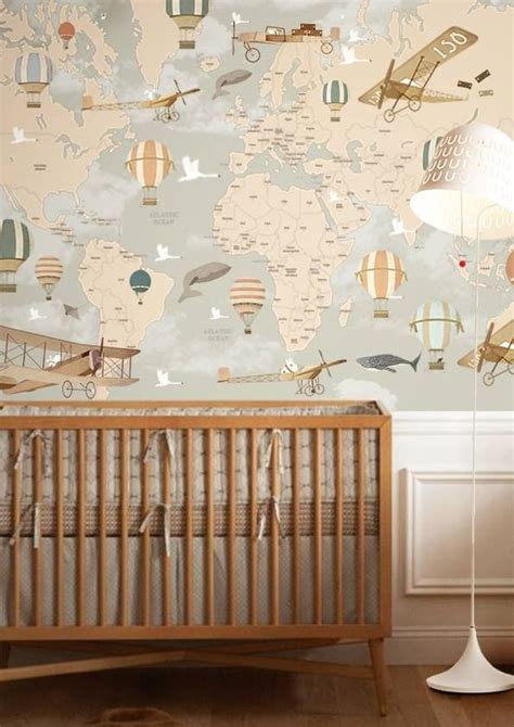 baby room wallpaper the 25 best ideas about nursery wallpaper on baby nursery wallpaper baby room and