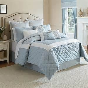 Pale Blue Bedding Sets Winslet Comforter Set In Blue Bed Bath Beyond